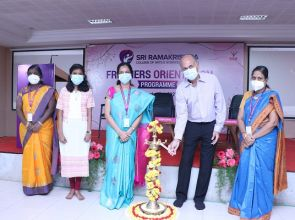 30th Orientation Programme at SRCW
